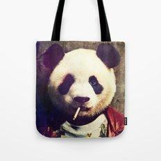 Panda Durden Tote Bag
