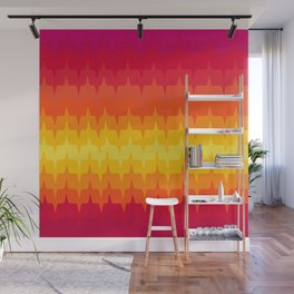 Spectral Frequencies Wall Mural