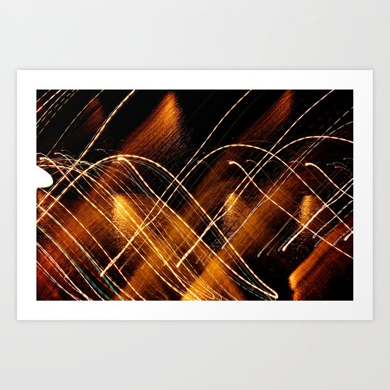 REFLECTIONS 1.4 Art Print