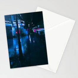 Bladerunner Seoul Stationery Cards