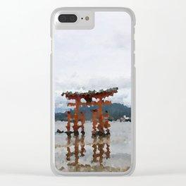 Miyajima Clear iPhone Case