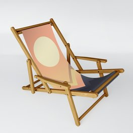The Sun Rises Sling Chair