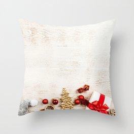 Christmas Photography - Christmas Items Throw Pillow