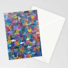 Viva La France 4 Stationery Cards