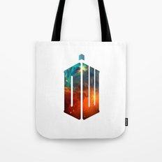 Doctor Who V Tote Bag