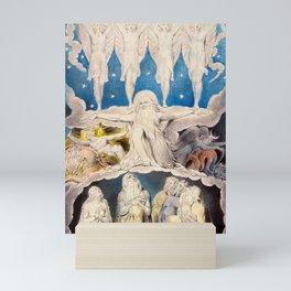 William Blake - When the Morning Stars Sang Together, 1804 Mini Art Print