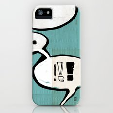 Comic Book: !!! iPhone (5, 5s) Slim Case