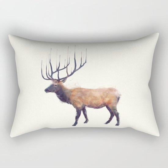 Elk // Reflect (Left) Rectangular Pillow