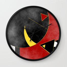 Just keep on Smiling! Wall Clock