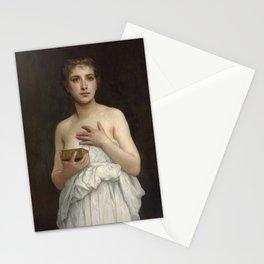 "William-Adolphe Bouguereau ""Pandore"" Stationery Cards"
