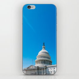 The Capitol - Washington DC iPhone Skin