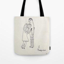Il buongiorno Tote Bag