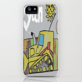 Spreading the LandFill iPhone Case