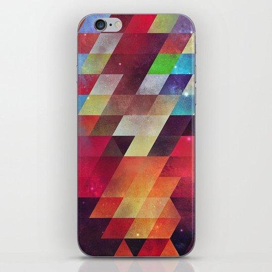 cyrryts iPhone & iPod Skin