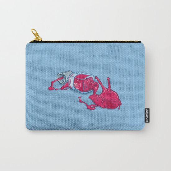 It's nail polish Carry-All Pouch