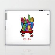 Rolling Laptop & iPad Skin