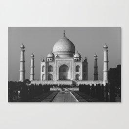 Taj Canvas Print