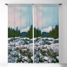 Twilight Mist  Blackout Curtain