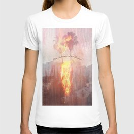 Urban Summer Landscape T-shirt
