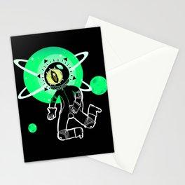 Eye-Stronaut  Stationery Cards