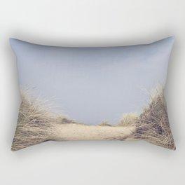 The Way To The Beach II Rectangular Pillow