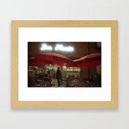 Bar Placidia Framed Art Print