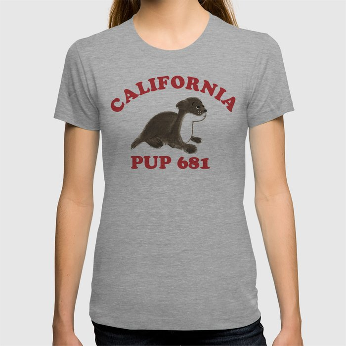 Pup Red T-shirt