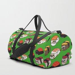 Sushi Sloth Duffle Bag