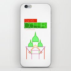 Paris (5 of 5) iPhone & iPod Skin