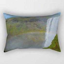 skoga rainbow Rectangular Pillow