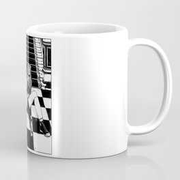 asc 461 - La fille du concierge (Troublemaker at The Saint James) Coffee Mug
