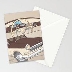GAZ 21 (Volga) Stationery Cards