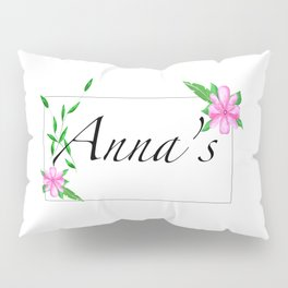 Personalised gift ideas.names Pillow Sham