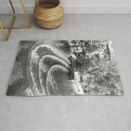 Pulteney Weir Bath Rug
