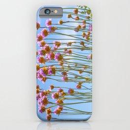 Seaside Flora iPhone Case