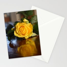 Joyful in Yellow Stationery Cards