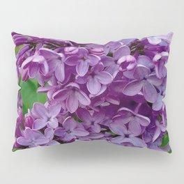 Lilac Blooms Pillow Sham