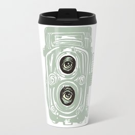 Surreal Lens Travel Mug
