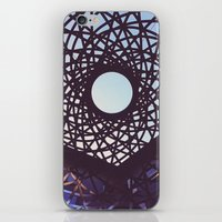 aperture iPhone & iPod Skins featuring Aperture by Florian Wille Design