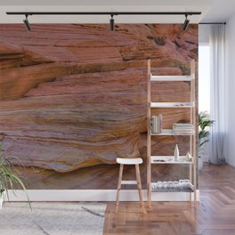 Colorful Sandstone, Valley of Fire - IIa Wall Mural