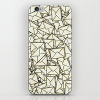 geek iPhone & iPod Skins featuring Email by 10813 Apparel