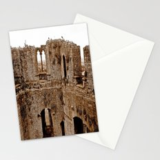 Castle Walls Stationery Cards
