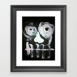 Hello dave Framed Art Print