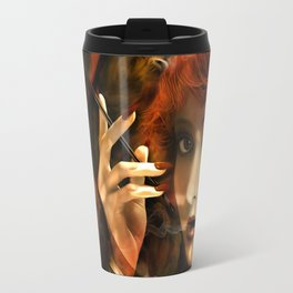 Experiment -Lillian Gish- Travel Mug
