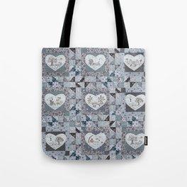 Owl Family Tote Bag