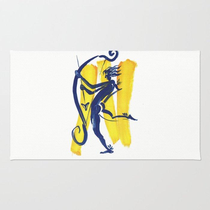 The Archer Rug