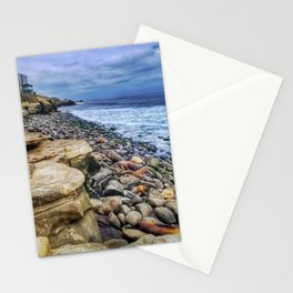 It's a Seals Life Stationery Cards