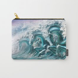 water horse Carry-All Pouch