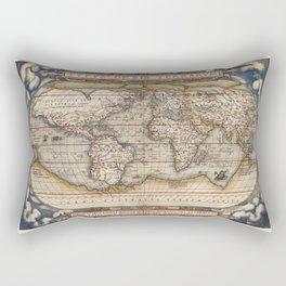 TYPVS ORBIS TERRARUM Rectangular Pillow