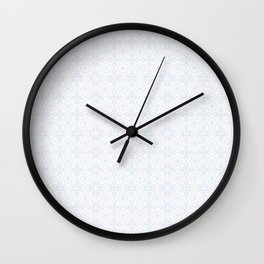 Ruth Pattern Wall Clock
